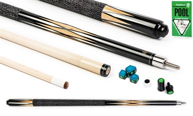 MC DERMOTT PRO POOL CUE KIT 2